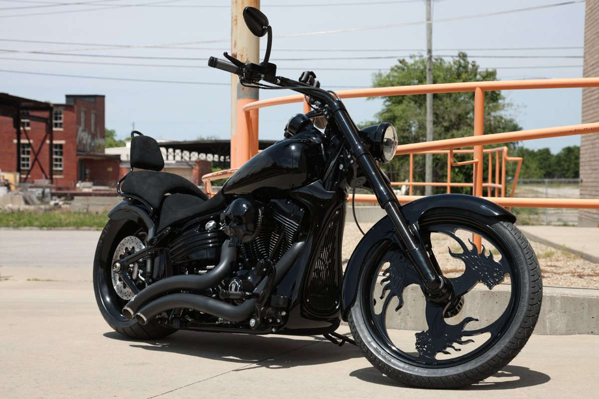 Harley Davidson Motorcycle Development Of A Harley