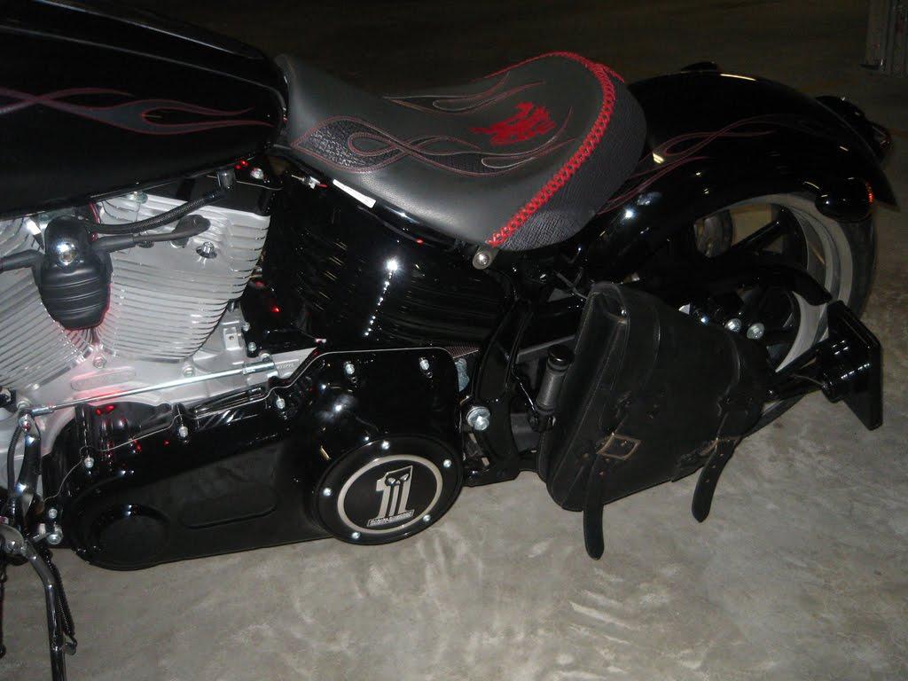 25 Creative Harley Davidson Outdoor String Lights - pixelmari.com